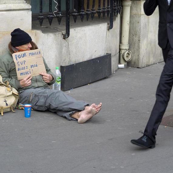 Pour les sans abri