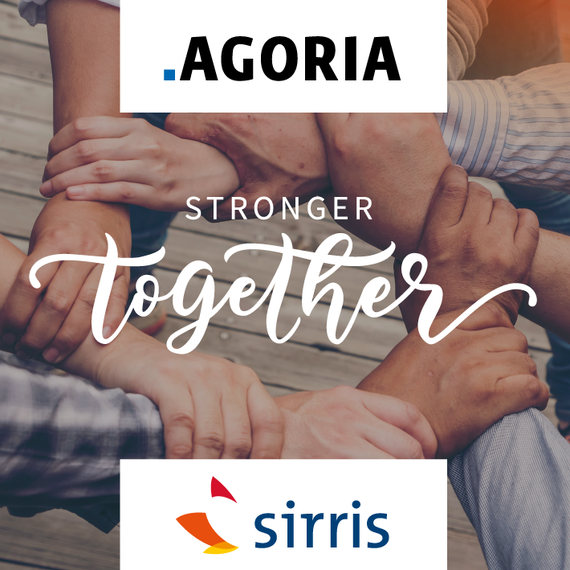 Fundraising event Agoria-Sirris #stronger #together